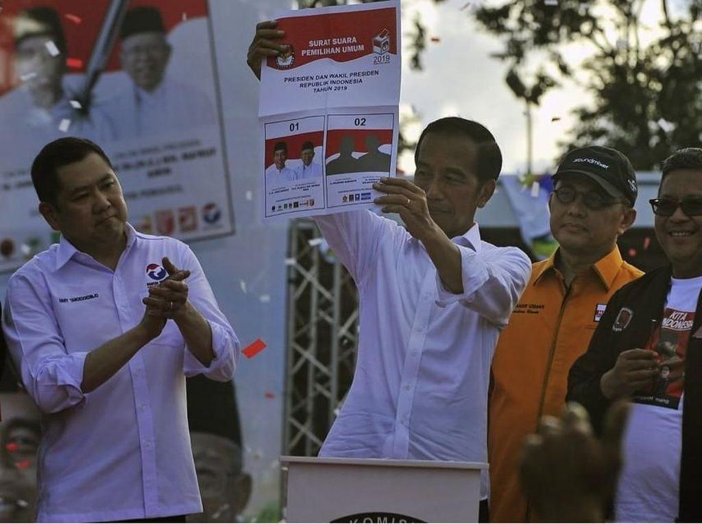 Jokowi: Ayo Berpolitik Pakai Norma dan Tata Krama