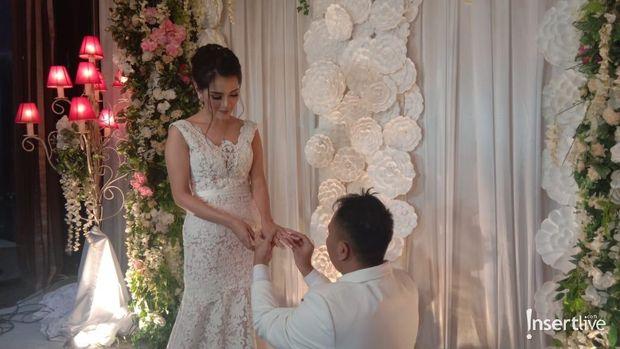 Vicky Prasetyo Persembahan Cinta untuk Anggia Chan