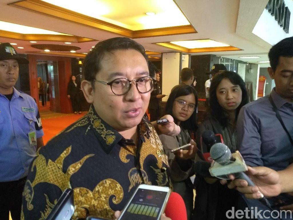 Fadli Zon: Pasca-Pilpres, Prabowo Juga Pernah ke Malaysia dan Thailand