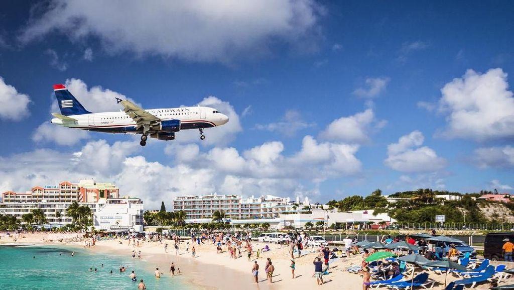 Foto: 10 Bandara Terindah Buat Pesawat Mendarat