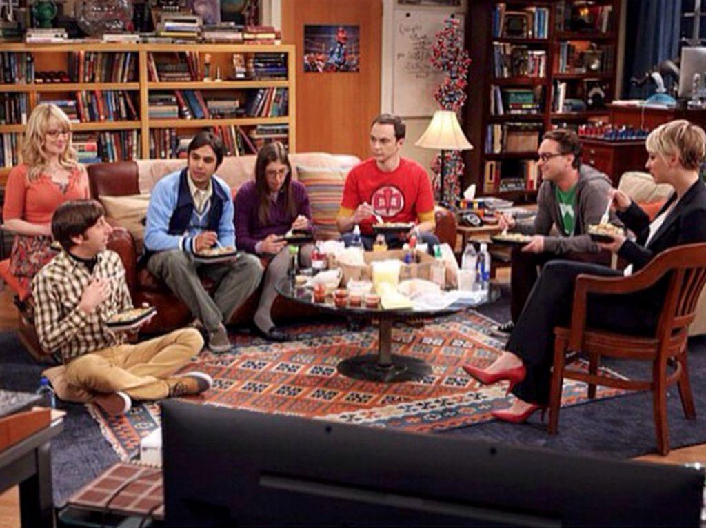 Usai 12 Musim, The Big Bang Theory Beri Penutup Terbaik