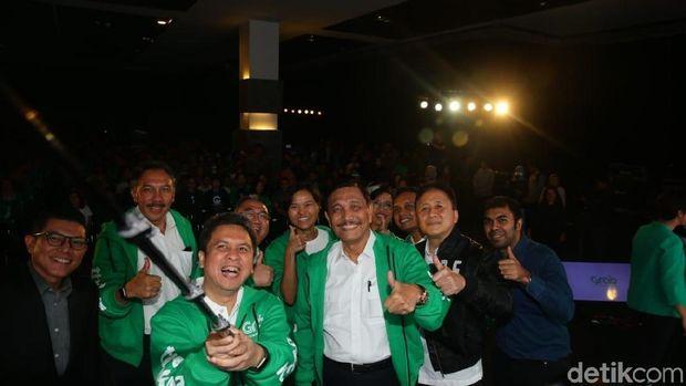Dukungan Jokowi Bikin Luhut Tak Ragu Gas Terus Startup