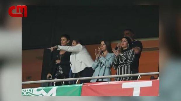 Georgina Hamil Anak Kelima Cristiano Ronaldo?