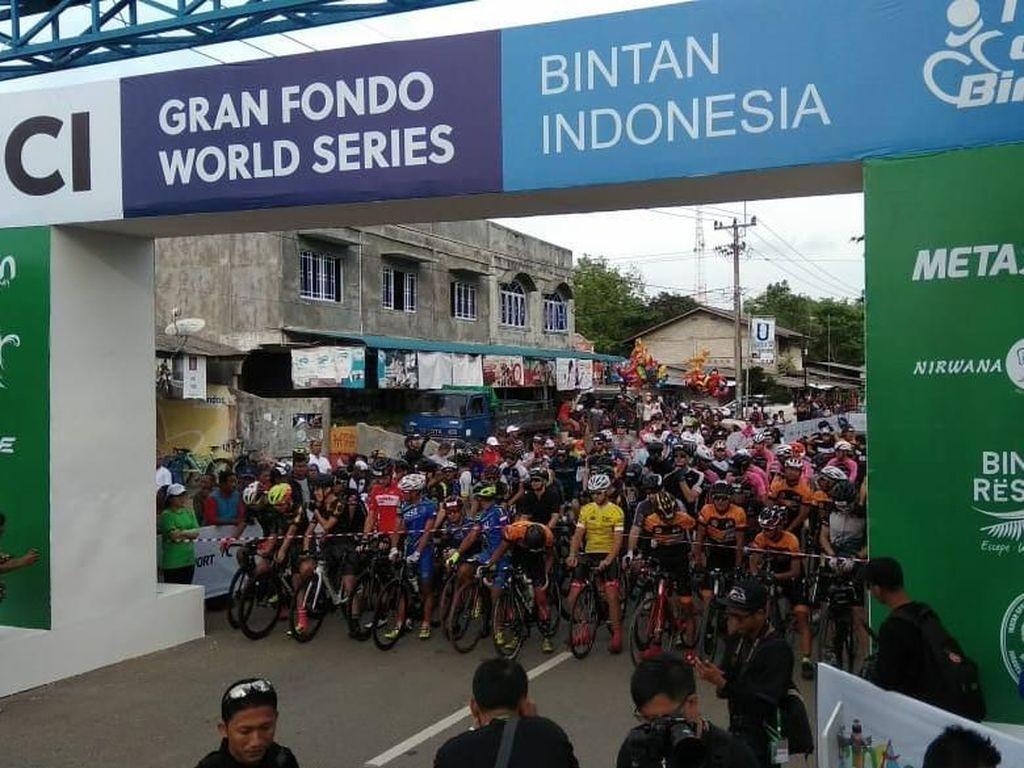 Tour de Bintan 2019 Diserbu Tim Singapura
