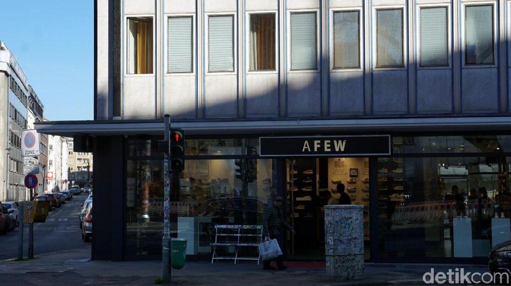 Foto: 5 Toko Buat Belanja Sneakers di Jerman
