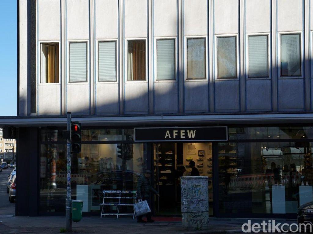 Rekomendasi Tempat Belanja Sneakers di Jerman