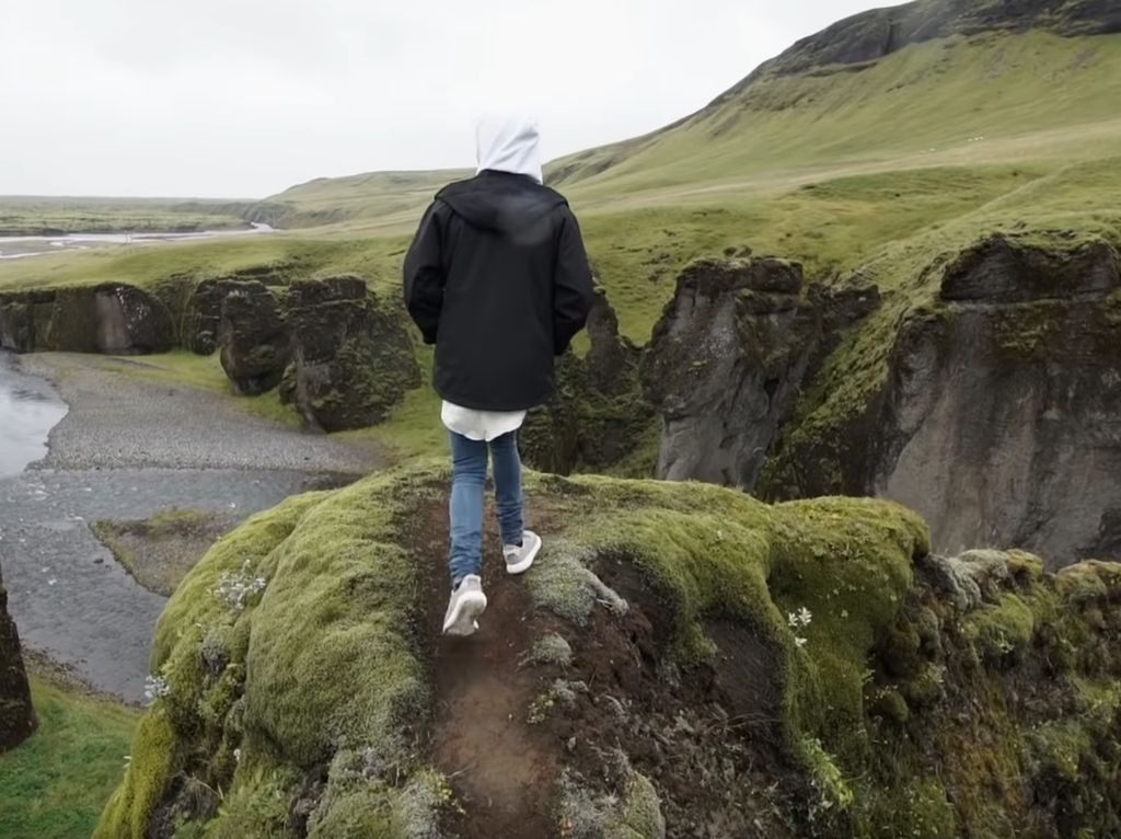 Lembah Cantik yang Ditutup Karena Efek Video Klip Justin Bieber