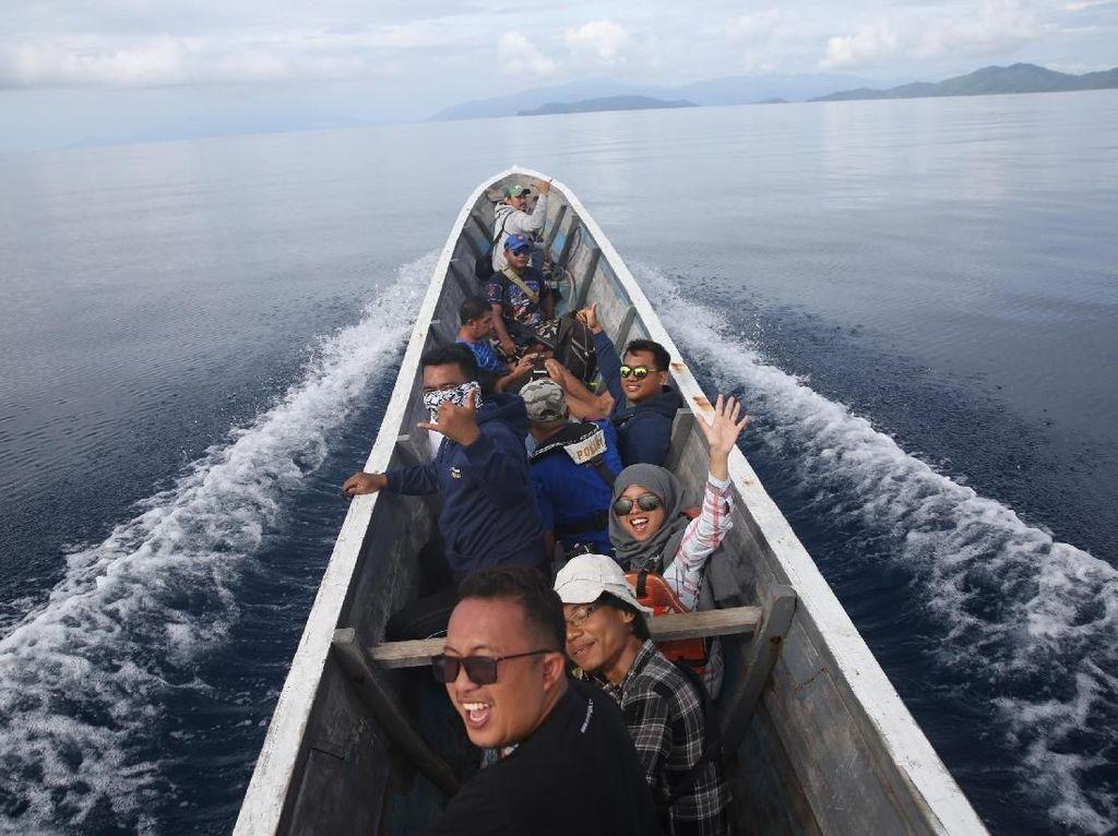 Sisi Lain Teras BRI Kapal Bahtera Seva III yang Buat Senyum