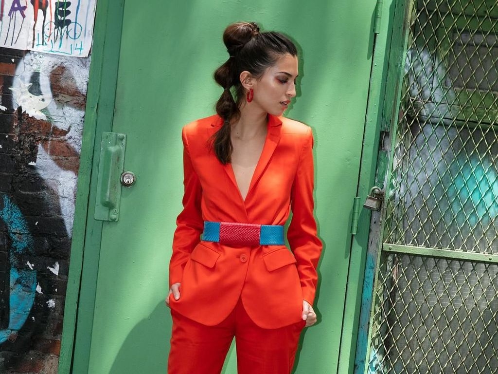 Selebgram Eksperimen Pakai Baju yang Sama Selama Dua Bulan, Ini Hasilnya