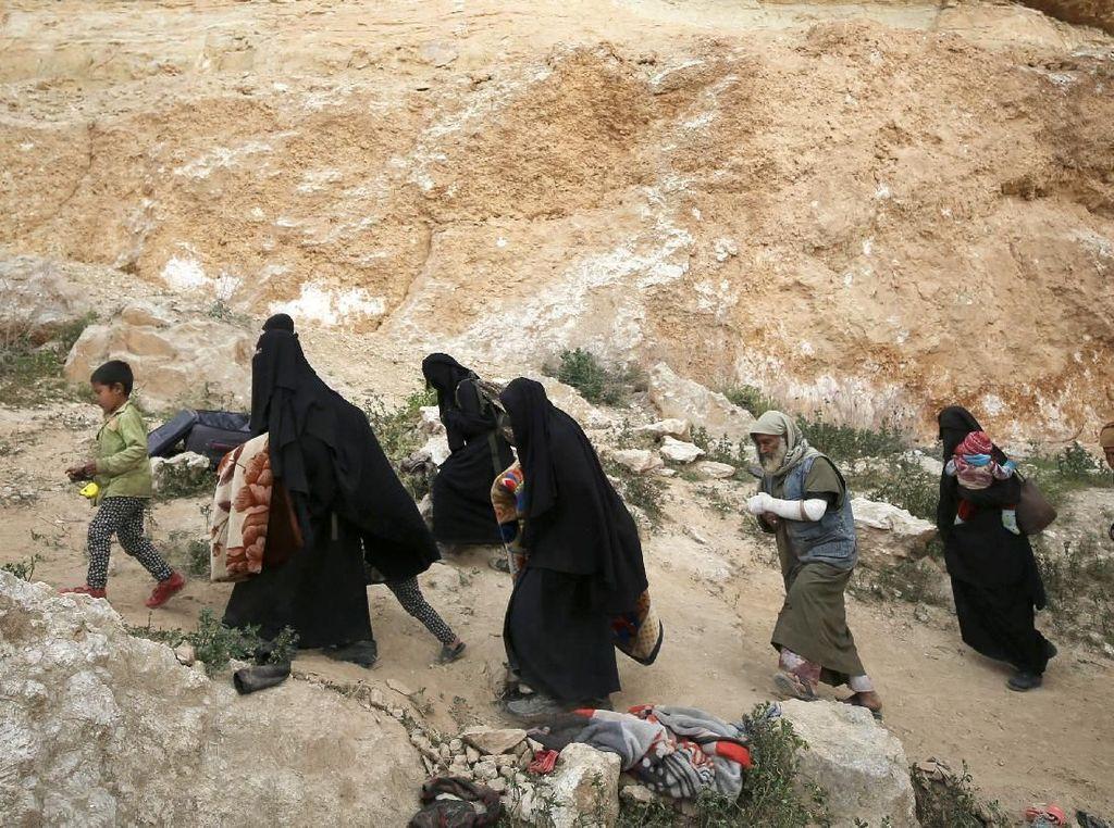 Pemerintah Irak Serahkan 188 Anak Terduga Militan ISIS ke Turki
