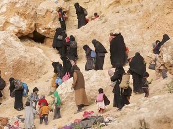 Simalakama WNI Eks ISIS