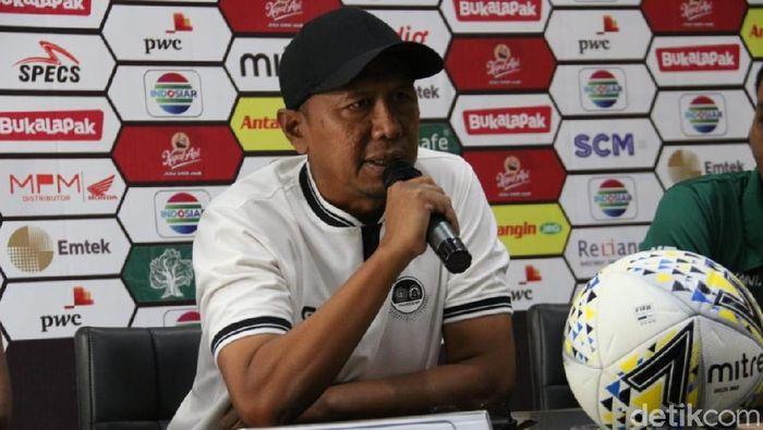 Rahmad Darmawan, pelatih PS Tira Persikabo (Hilda Meilisa Rinanda/detikSport)