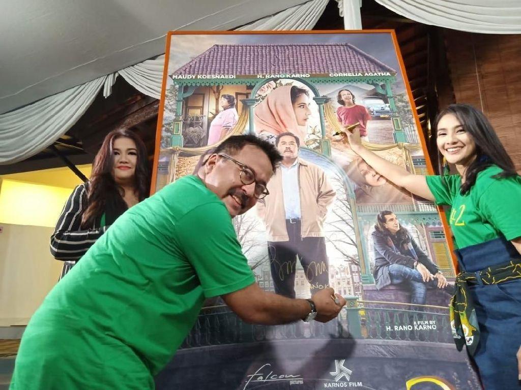 Rano Karno Pastikan Si Doel Dikemas dalam Konsep Trilogi