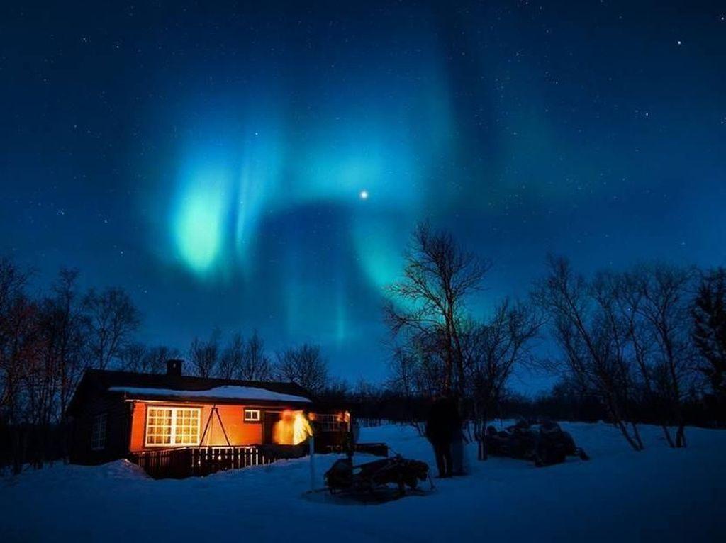 Tempat Terbaik di Dunia Untuk Melihat Aurora