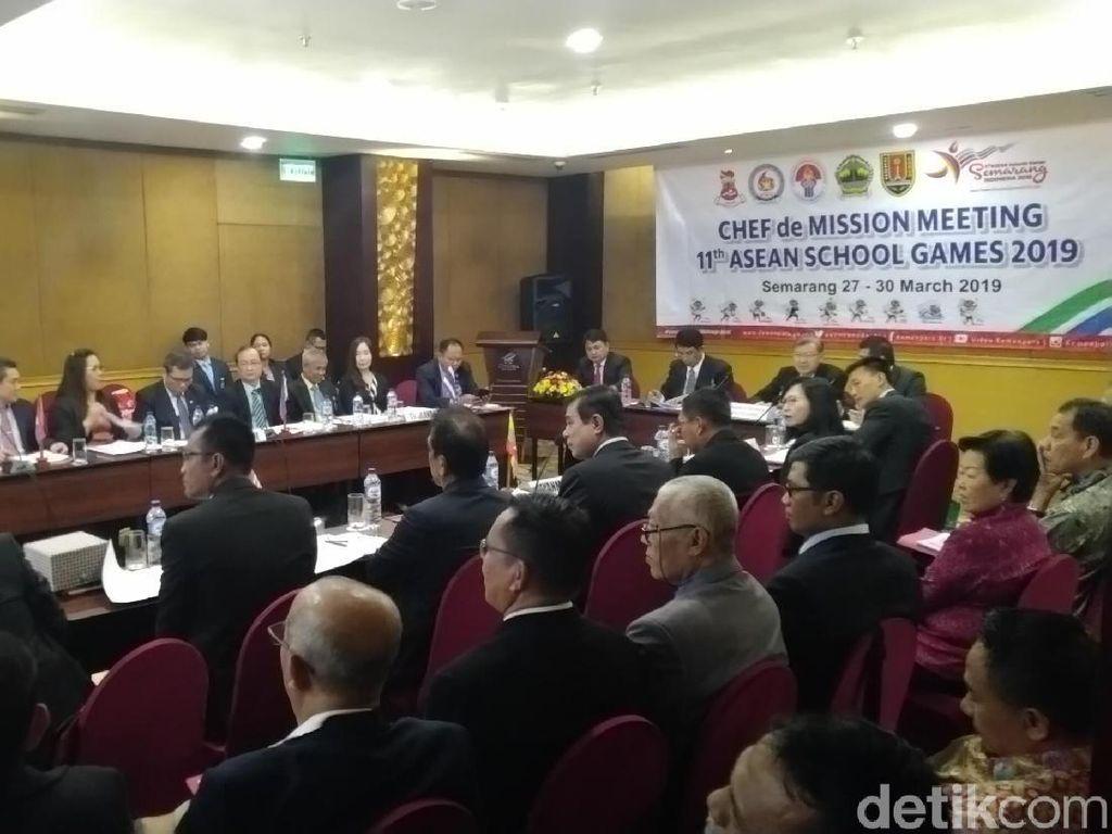 Semarang Siap Menjadi Tuan Rumah Asean School Games 2019