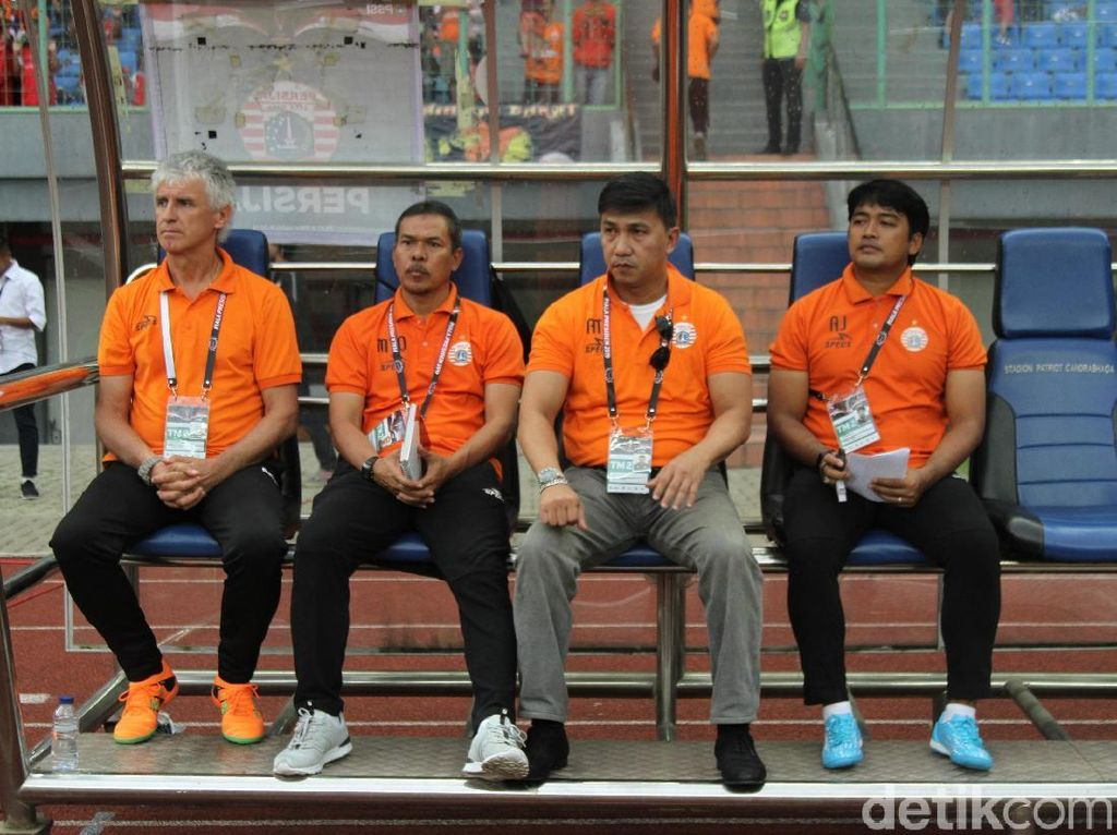 Manajer Persija Jakarta: Patuhi Keputusan Wasit dan Fokus ke Piala AFC Saja