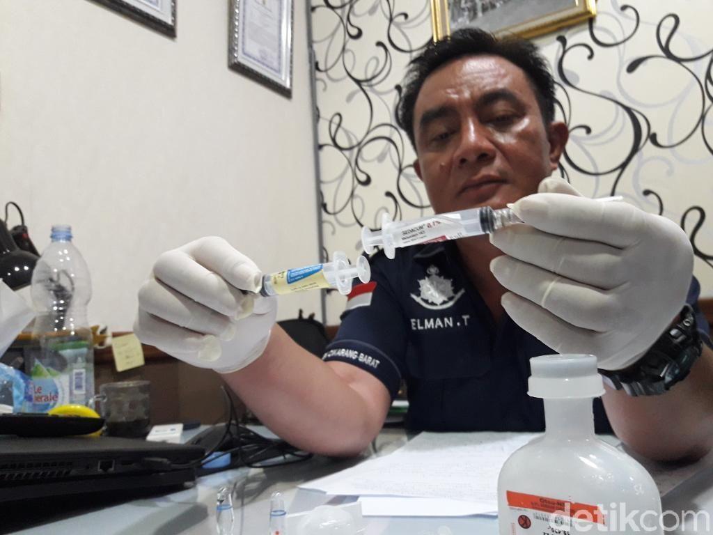 Polisi: Perawat Tewas Overdosis di RS Bekasi Diduga Kecanduan Obat Penenang
