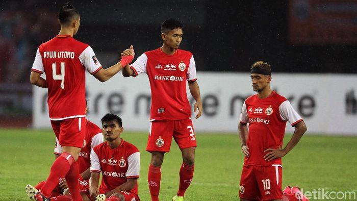 Persija Jakarta akan habis-habisan lawan Bali United. (Foto: Rifkianto Nugroho)