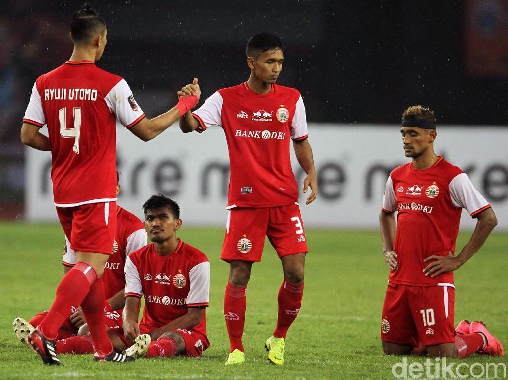 Kolev Berjanji Pemain Persija Bakal Maksimal Lawan Bali United
