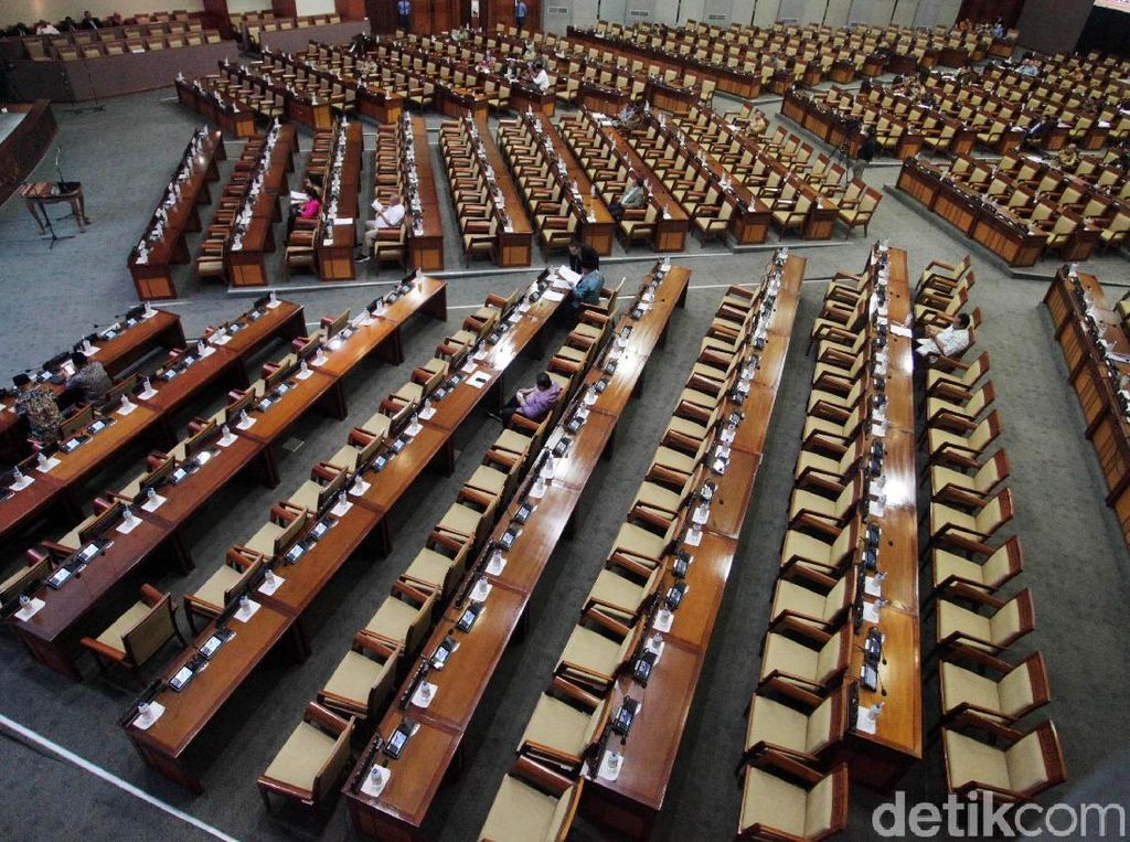 Komisi III DPR Targetkan Revisi KUHP Rampung Periode Ini