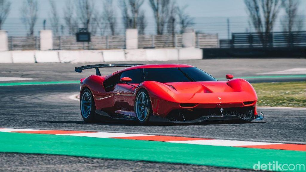 Ferrari Ini Hanya Ada 1 Unit