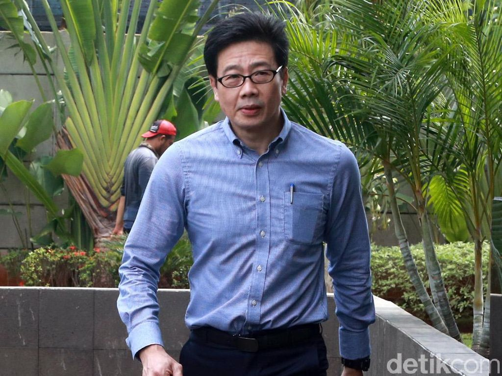Hampir Setahun Buron, Samin Tan Ditangkap KPK di Jakarta