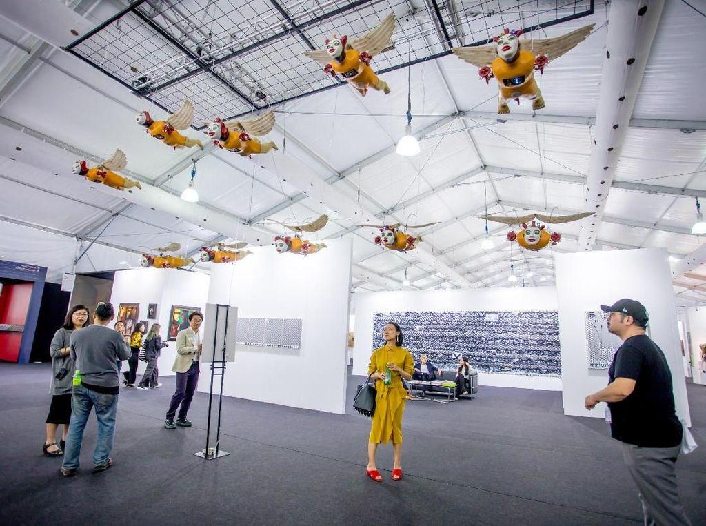5 Pameran Seni di China-Hong Kong yang Batal Gegara Corona