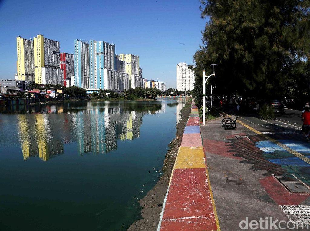 Pemprov DKI Berencana Bangun Pengelolaan Air di Danau Sunter