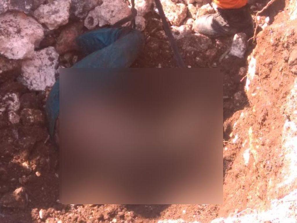 Jenazah Korban Longsor Jember Ditemukan Tanpa Kepala di Kedalaman 4 Meter