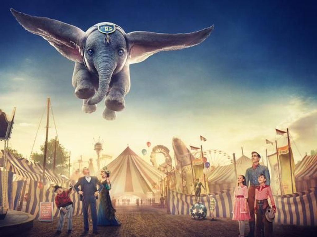 3 Pesan Moral Mendalam untuk Anak-anak dari Film Dumbo