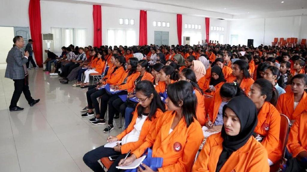 Tumbuhkan Semangat Kewirausahaan di Timur Indonesia