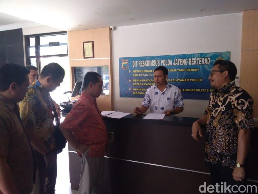 Bank Jateng Adukan 2 Nasabah yang Diduga Tilap Rp 5,4 M