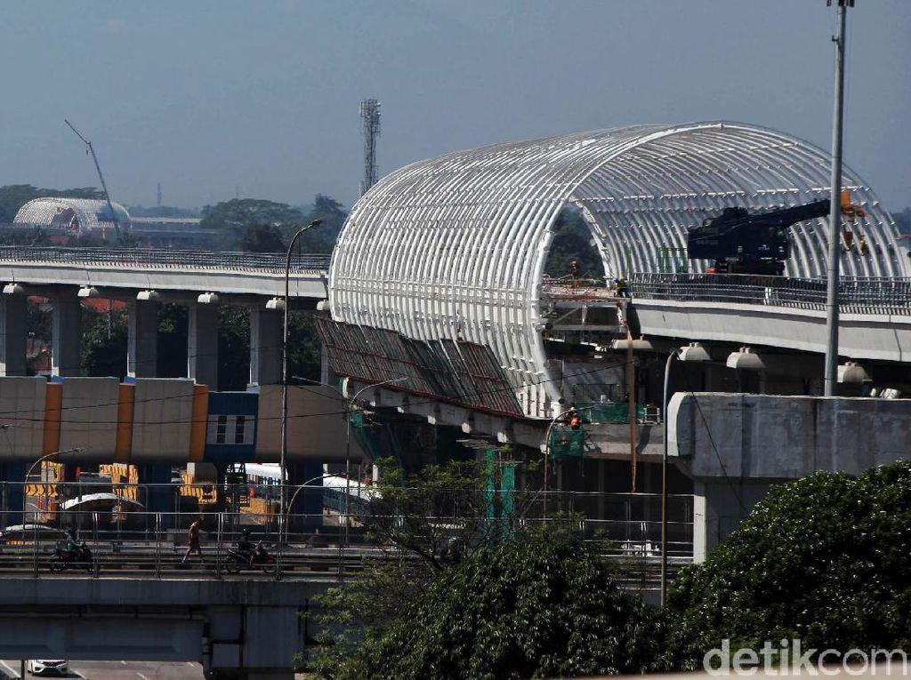 DPR Beri Catatan untuk Menhub soal LRT Jabodebek, Apa Saja?