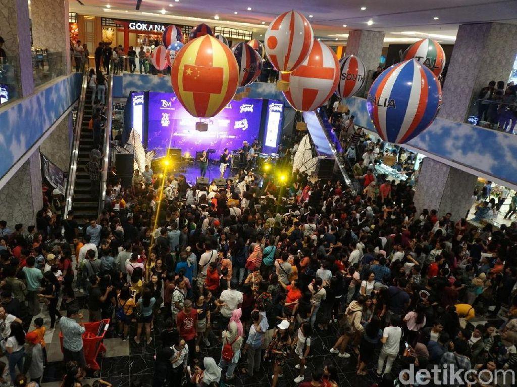 Trans Studio Mall Bali Resmi Dibuka, Pengunjung Antusias