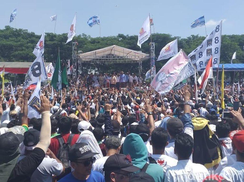 Prabowo: Saya Dapat Laporan Ada 17 Juta DPT Bermasalah