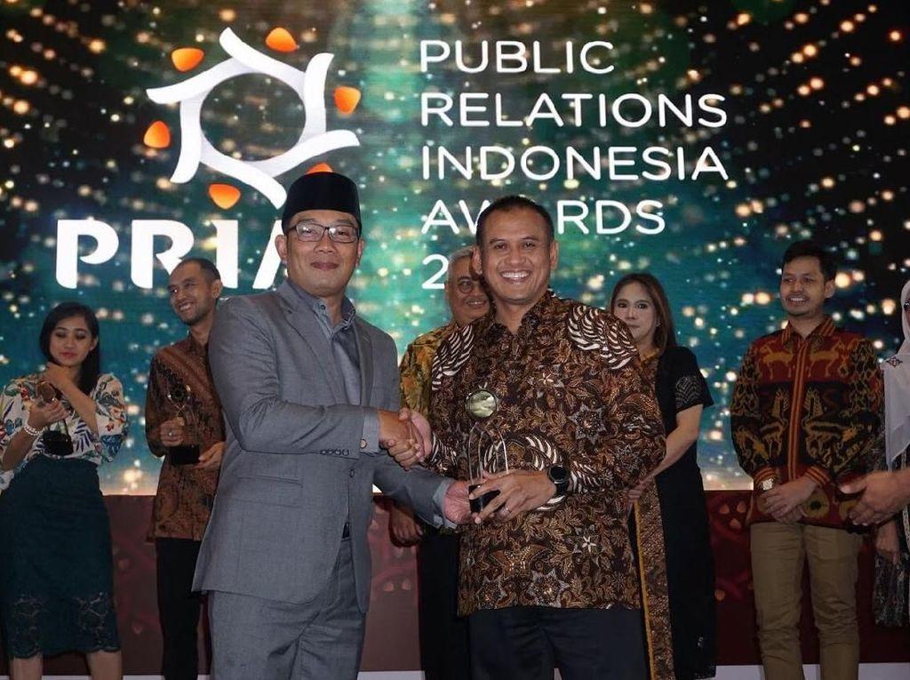 Pupuk Indonesia  Borong Penghargaan di PRIA 2019