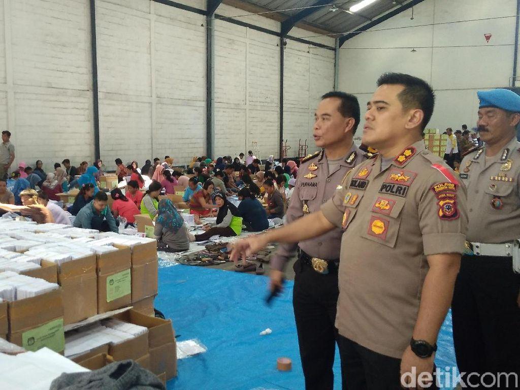 Polisi Siber Buru Penyebar Hoaks dan Kampanye Hitam di Cirebon