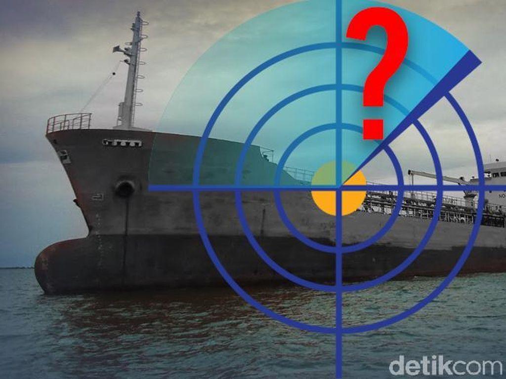 Polda Jateng Cari Kapal Pengangkut CPO yang Hilang di Laut Jawa