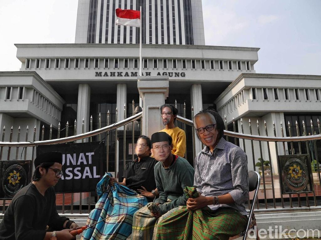 MA Sunat Hukuman Koruptor Dana Irigasi PNS Kementerian PUPR