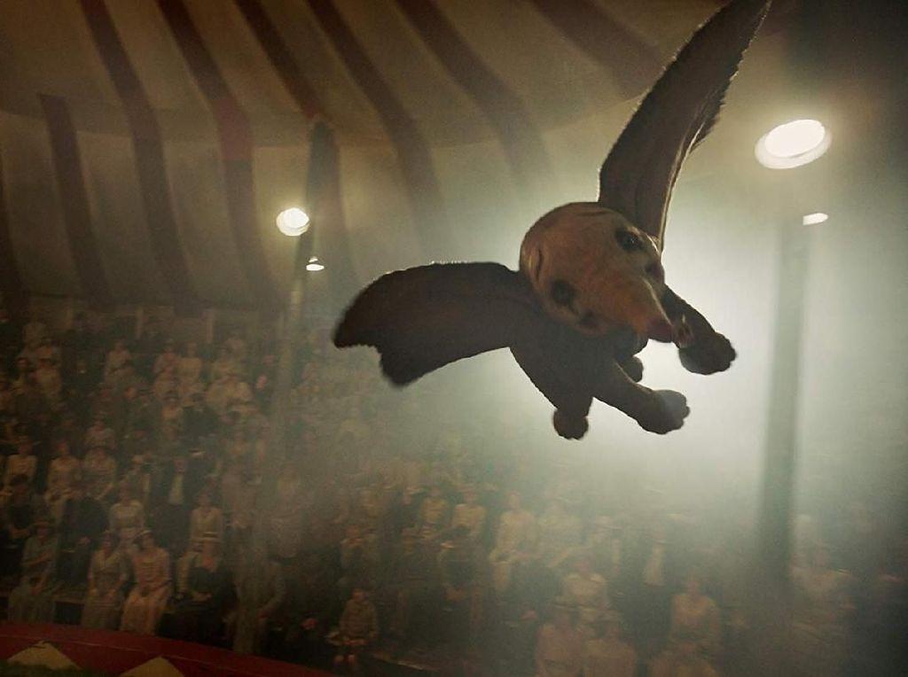 Walau Rajai Box Office, Pendapatan Dumbo Tak Capai Ekspektasi