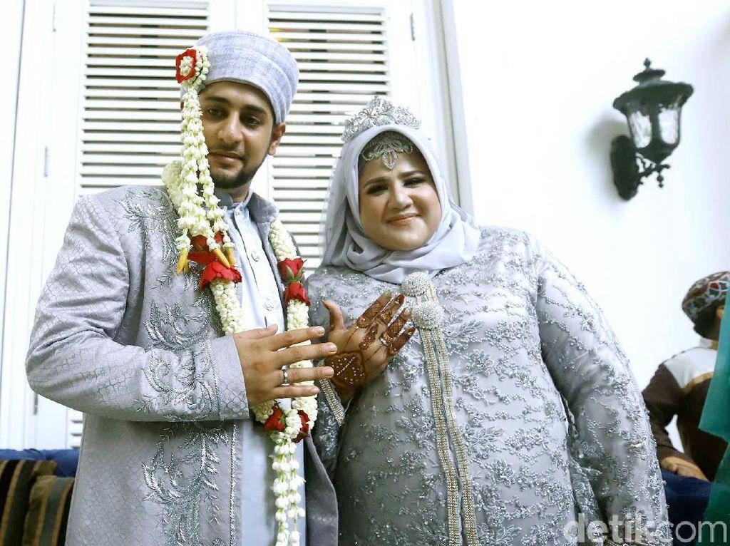 Soal Isu Hamil Duluan Sebelum Nikah, Ini Kata Dhawiyah