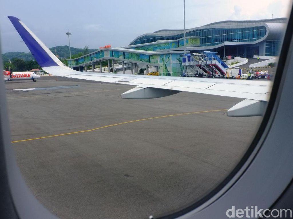 Bandara Dikelola Changi, Bukti Labuan Bajo Super Premium