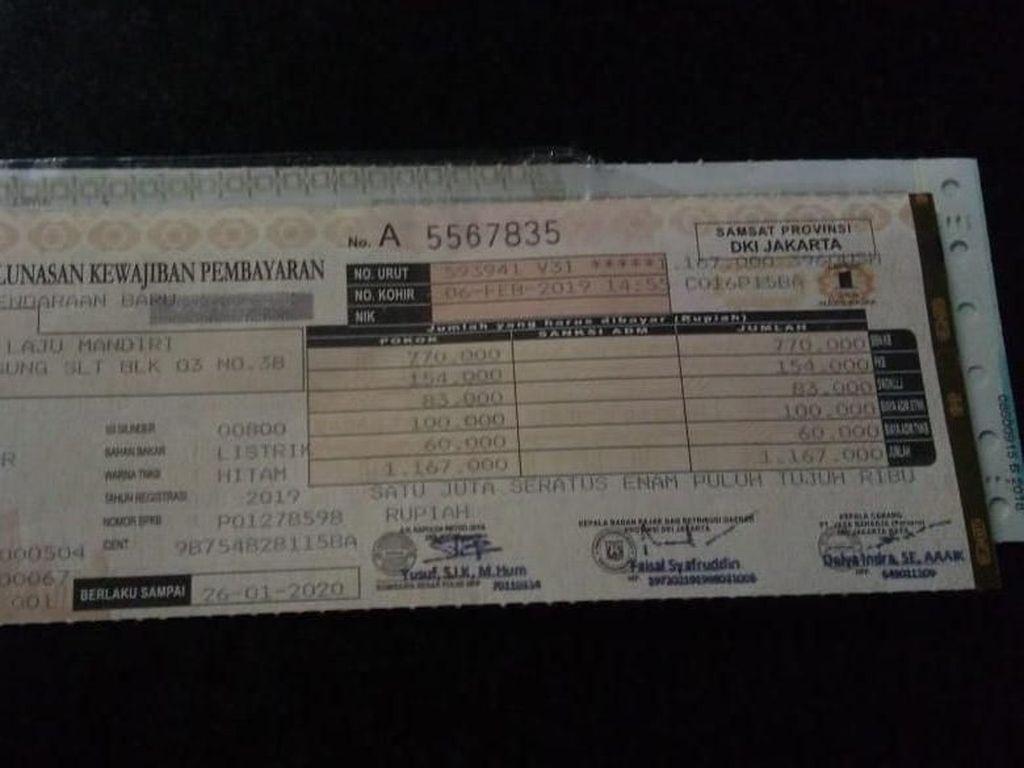 Tarif Pajak Kendaraan Listrik Jawa Barat Rilis