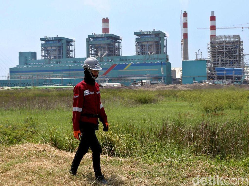 Ini Lho PLTU Lontar yang Sokong Listrik Kawasan Jawa-Bali