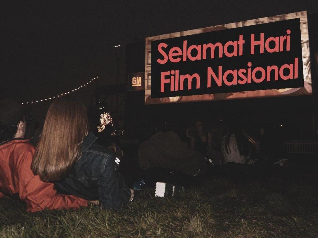 Berlomba Membuat Film Indonesia Makin Diminati Publik
