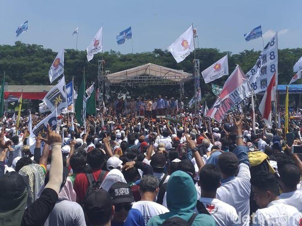 Prabowo: Hukum untuk Orang Kaya, Orang Kecil Salah Dikit Masuk Penjara