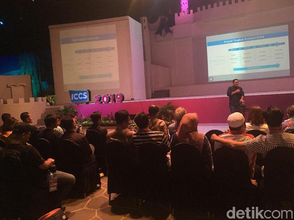 Hadiri ICCS 2019, Anies Harap Konten Kreator Ikut Ubah DKI