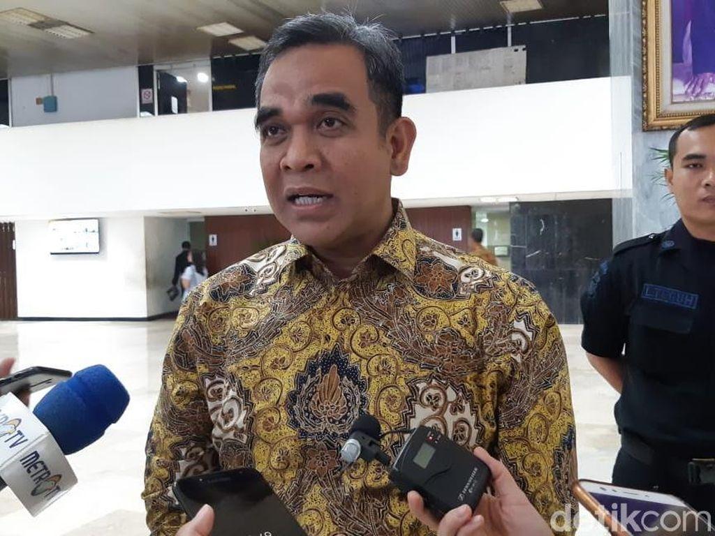 Gerindra: Prabowo Menghormati Putusan MK Otomatis Beri Selamat ke Jokowi