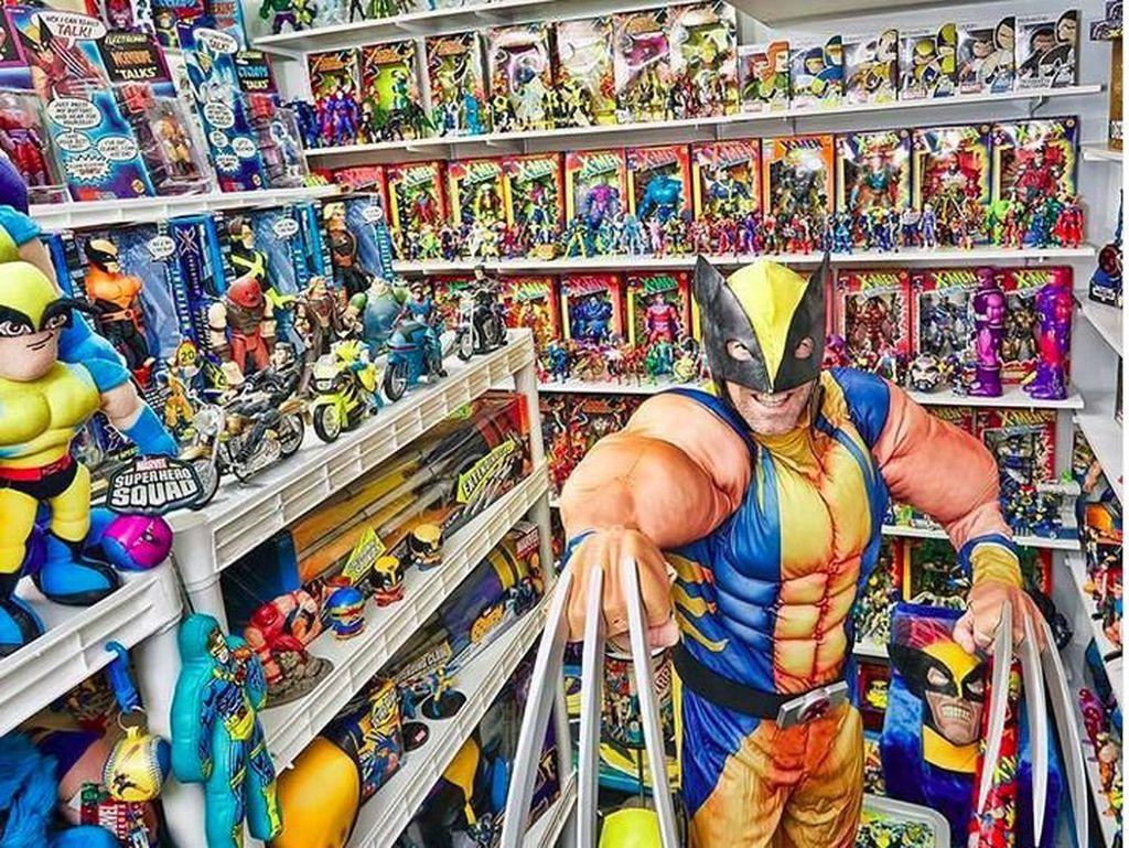 Raih Rekor Dunia! Fans Marvel Ini Punya 9500 Komik X-Men Senilai Rp 2,1 M