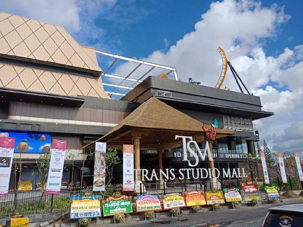 Asyik, Trans Studio Mall Bali Dibuka Hari Ini!